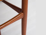 1950s Mimiset Teak Nesting Tables by Kai Kristiansen