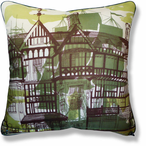 Vintage Cushions - Liberty of London. Circa 1960 & 1970