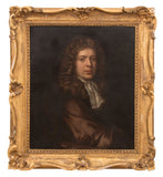 Oil Portrait from Circle of Sir Peter Lely, British 1618-1680