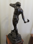 C.1890s Bronze by French Sculptor Leon Bonduel
