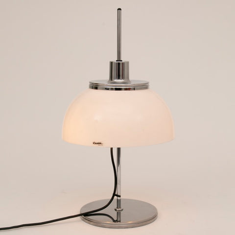 1970s Italian iGuzzini Mushroom Table Lamp