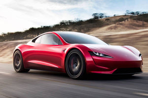 Elon Musk announces and confirms rumors: 1000 km of autonomy for the Roadster 2020