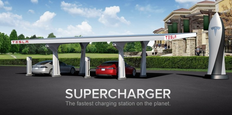 Since this weekend, the Model 3 support the load to more than 200kW in Europe
