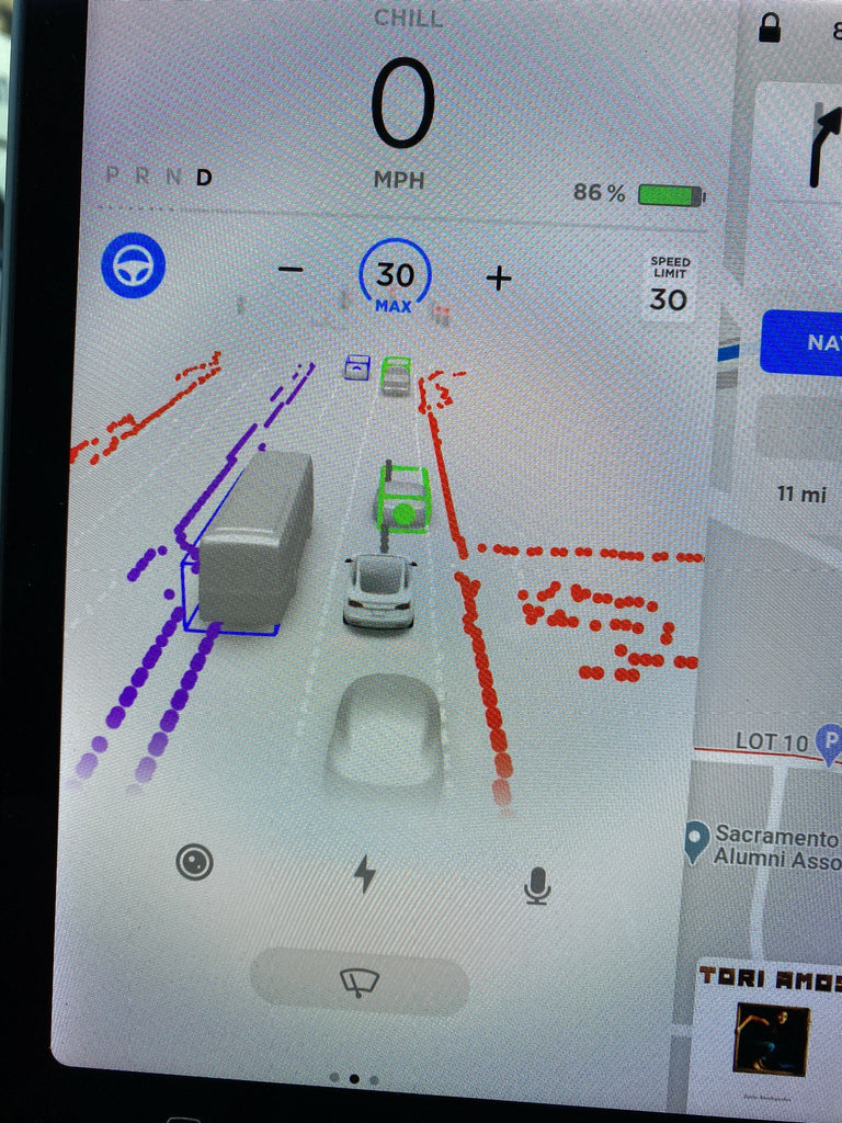 "Tesla gives access to a""Beta""of the FSD autopilot to certain owners"