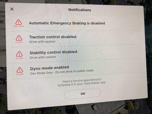 Tesla reveals Dyno Mode for unassisted driving, like drift mode