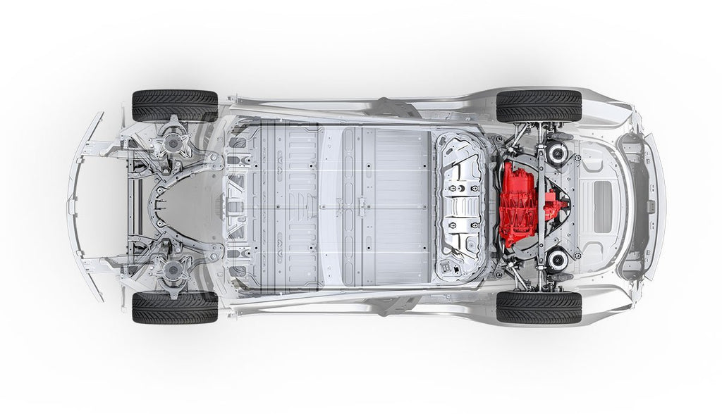 Tesla stops production of LR RWD