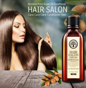 Monaco Nut Hair Argan oil