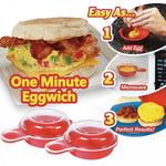 One Minute Eggwich (2PCS)