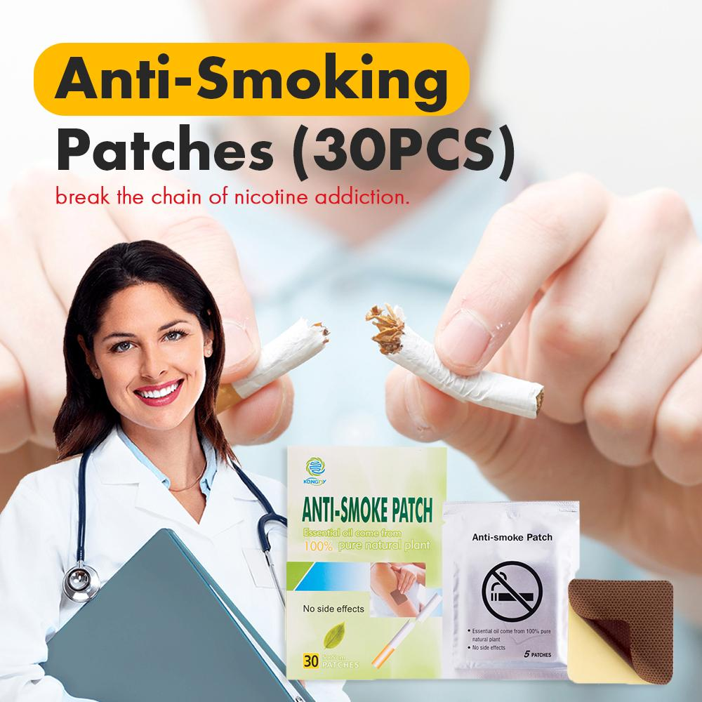Anti-Smoking Patches (30PCS)
