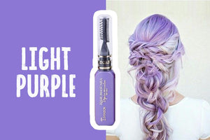 Professional Mascara Temporary Hair Dye