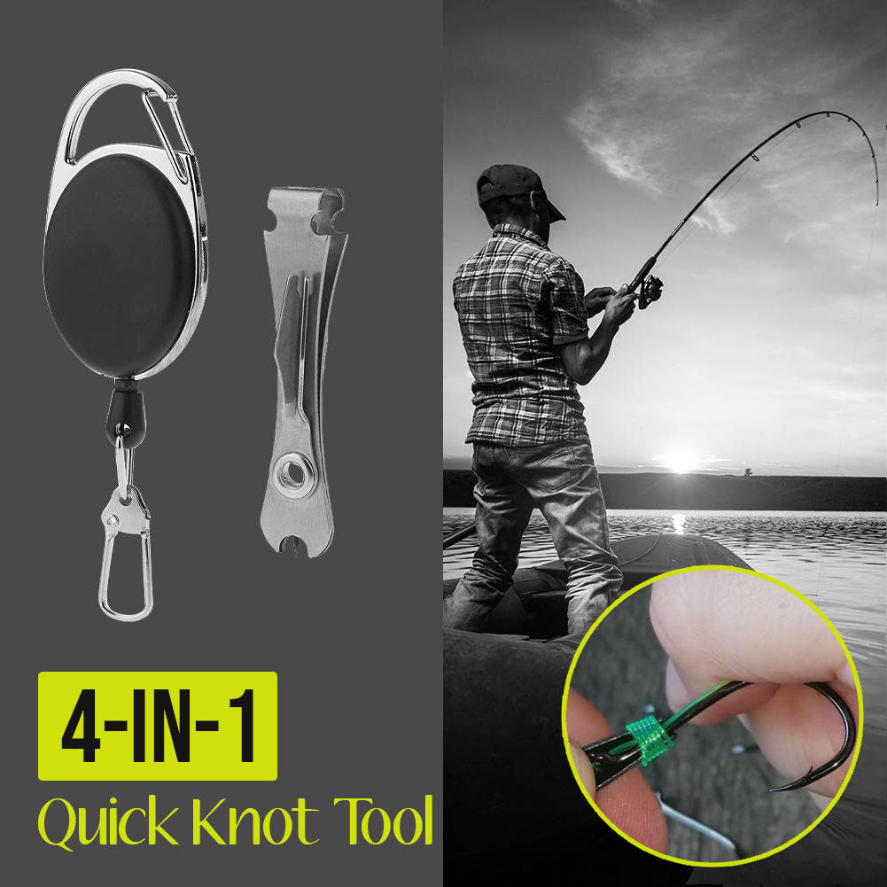 4-In-1 Quick Knot Tool