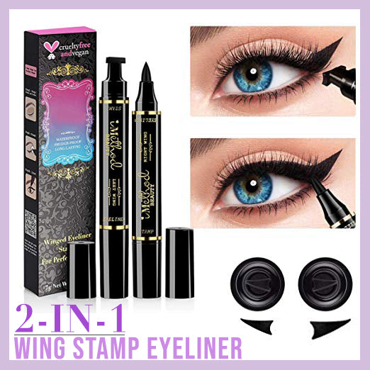 NEW Wing Stamp Eyeliner