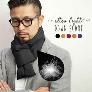 Ultra Light Down Scarf