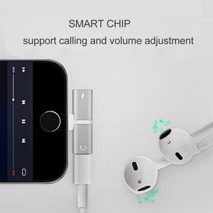 Earphone Charging Adapter