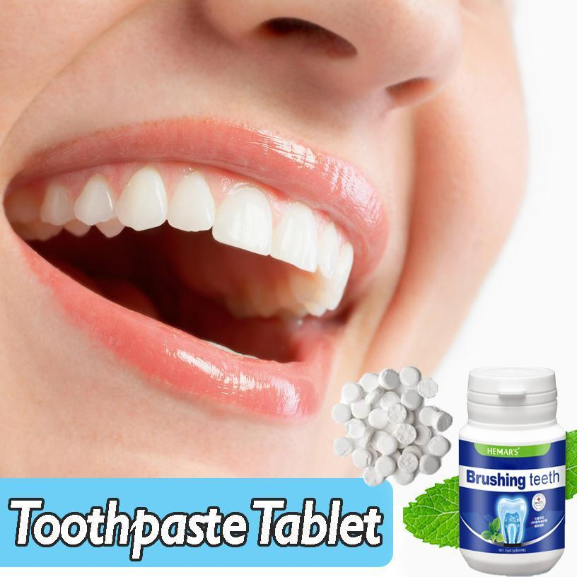 Whitening Toothpaste Tablet