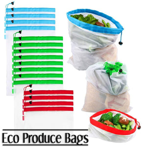 ECO Produce Bags (4pcs)