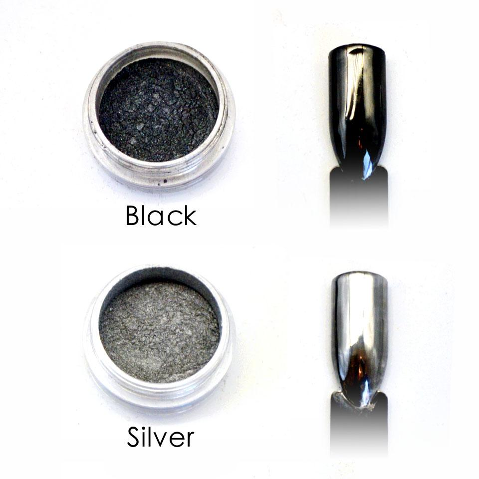 Chrome Mirror Nail Powder