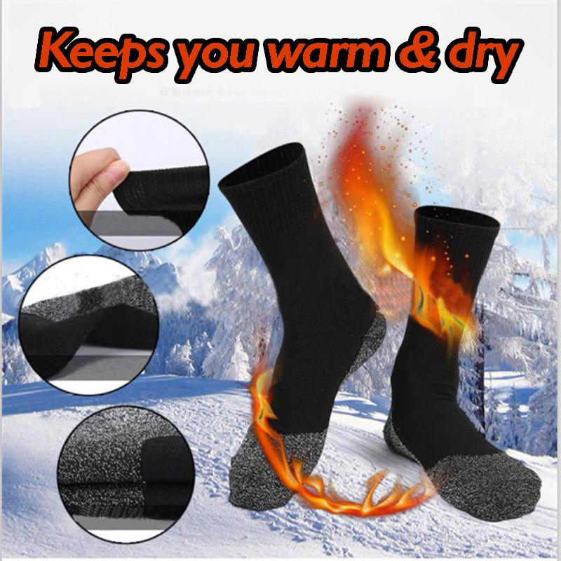 '-35° Insulation Heat Socks