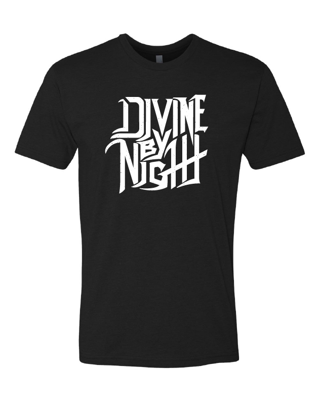 'Divine By Night' Logo Tee