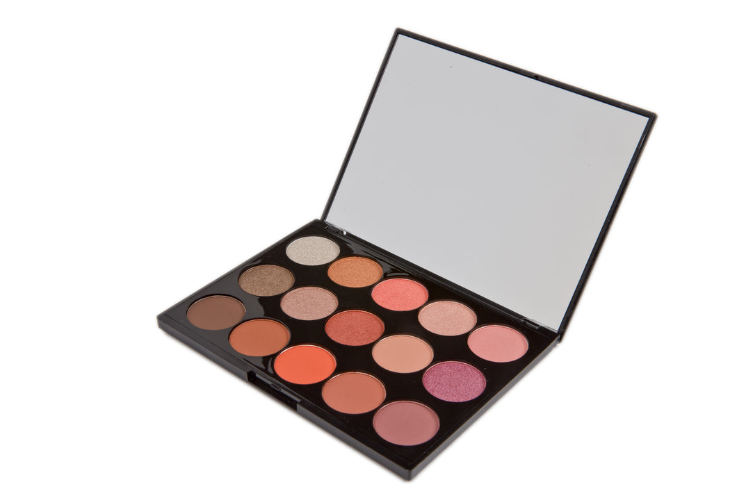 Sugar & Spice Eyeshadow Palette
