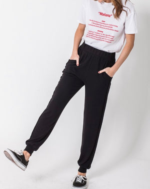 Side Jogger Pant