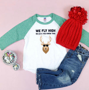 Child Holiday Tee