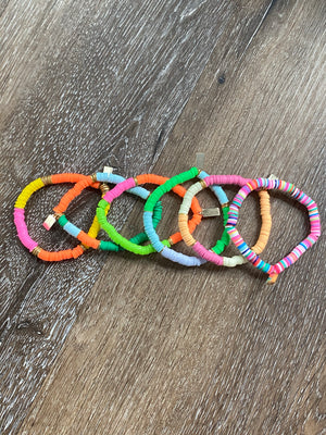Fun in the Sun Bracelets