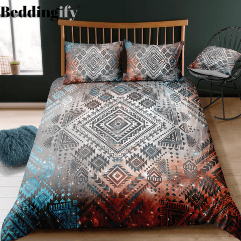 Creek Aztec Bedding Set - Beddingify