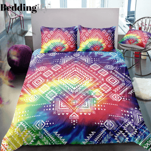 Apache Aztec Bedding Set - Beddingify