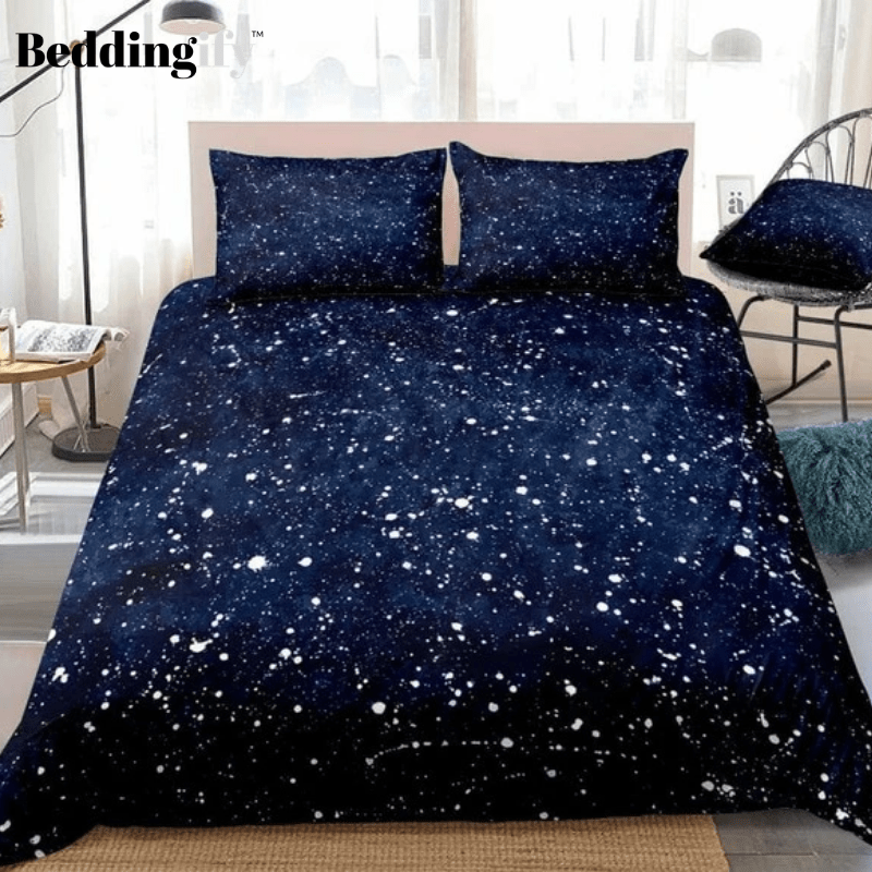 Space Constellation Bedding Set - Beddingify