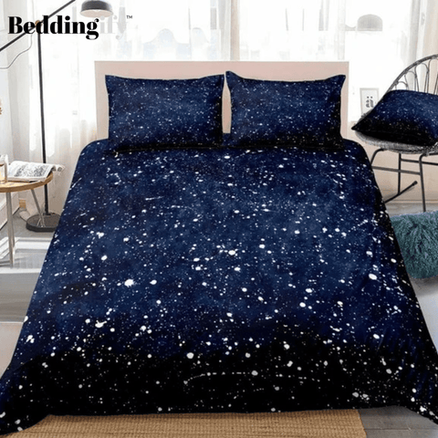 Image of Space Constellation Bedding Set - Beddingify