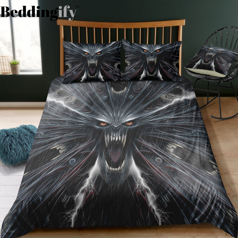 N5 Skull Bedding Set - Beddingify
