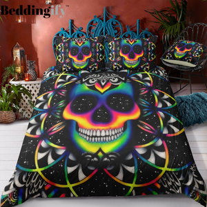 G1 Skull Bedding Set - Beddingify