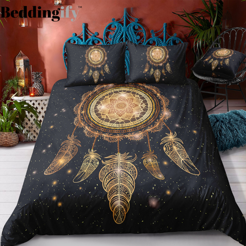Majestic Dreamcatcher Bedding Set - Beddingify