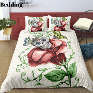 G6 Skull Bedding Set - Beddingify