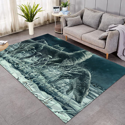 Image of Night Howl SW0302 Rug