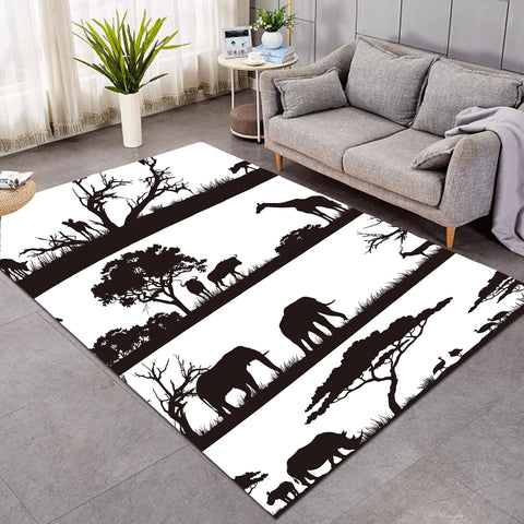 Image of Savanna Shadow SW0014 Rug