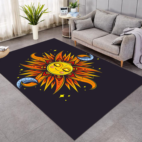 Image of Sun-centric SW0635 Rug
