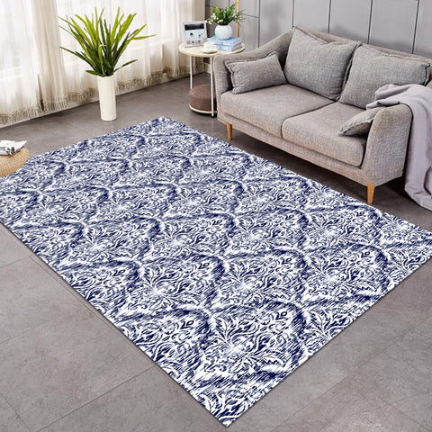 Image of Rooftiles Style SW0634 Rug