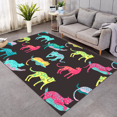 Leopard Things SW1663 Rug