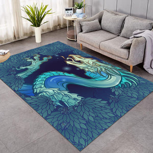 Icy Dragon Wyvern SW1672 Rug