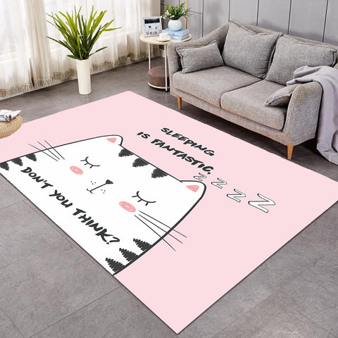 Image of Catching Zs Pink SW0062 Rug