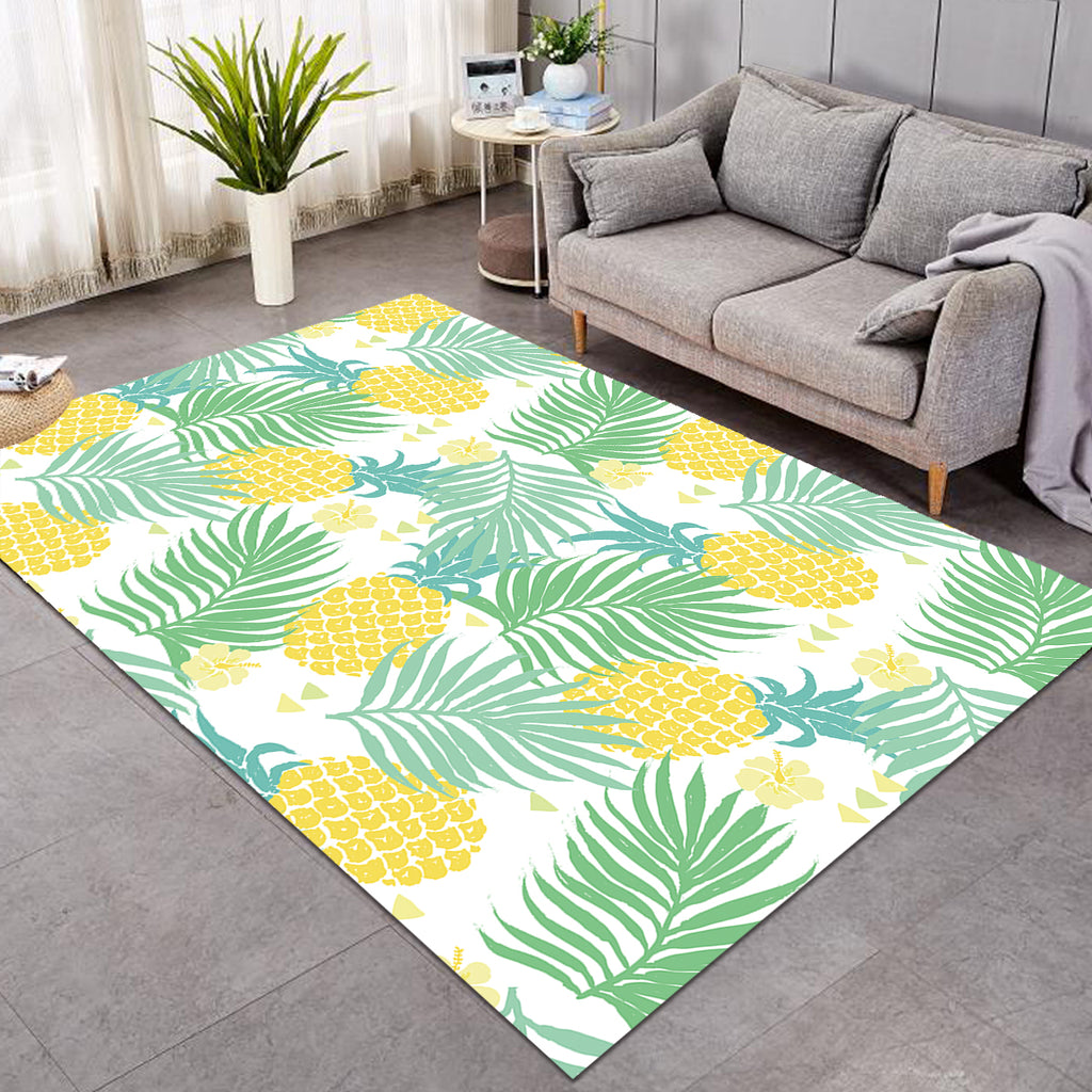 Pineapple Patterns SW0287 Rug
