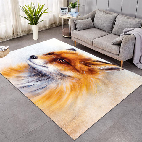 Fading Fox White SW1671 Rug