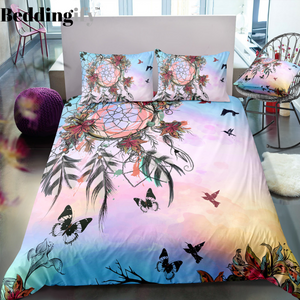 Autumn Dreamcatcher Bedding Set - Beddingify