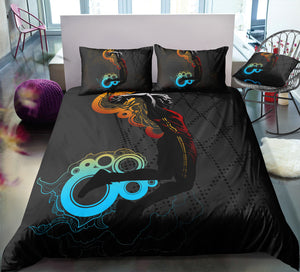 Basketball Player Bedding Set - Beddingify