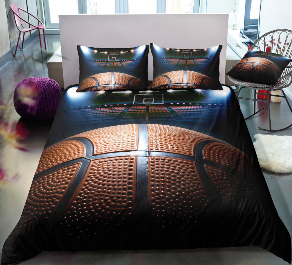The Great Basketball Bedding Set - Beddingify