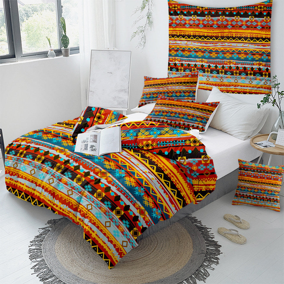 Fringe Designs Bedding Set - Beddingify
