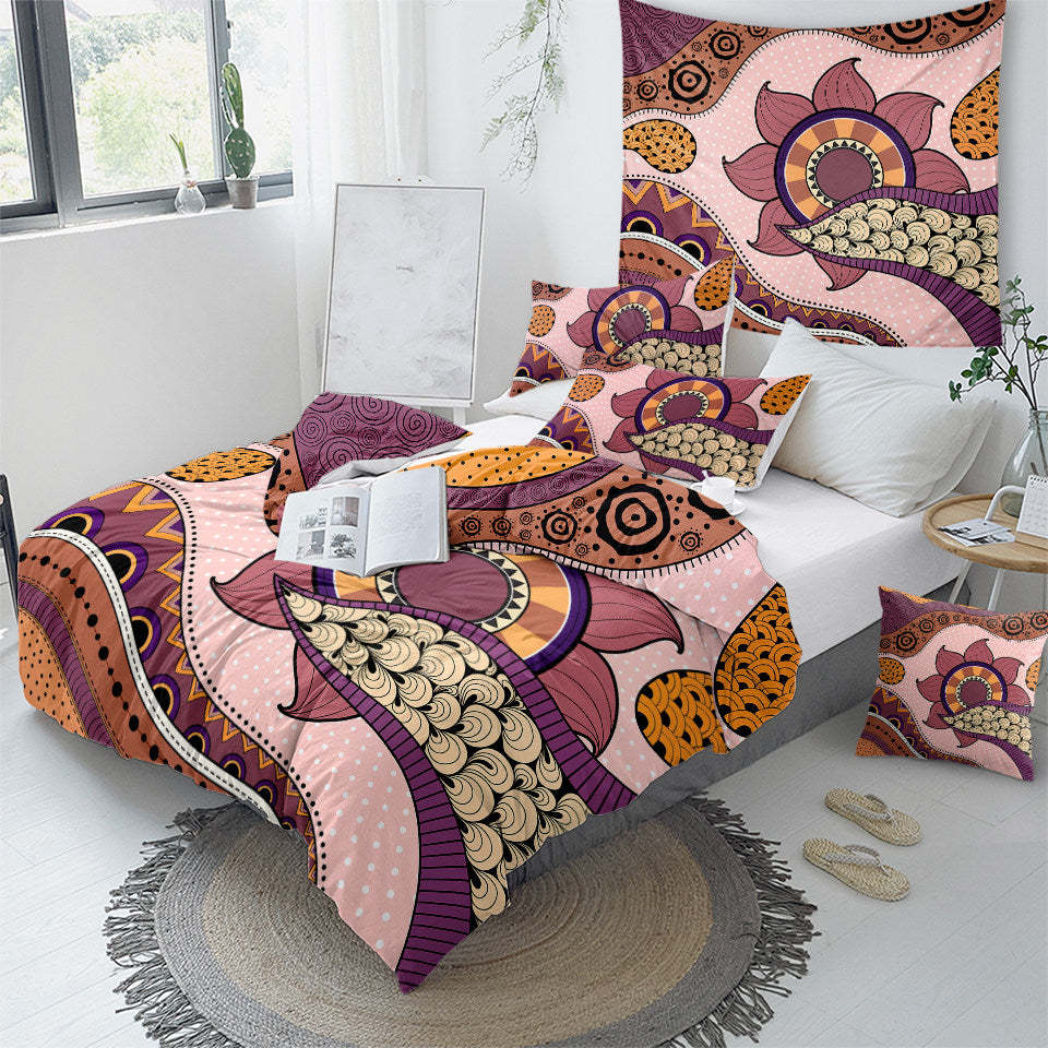Styled Sun Bedding Set - Beddingify