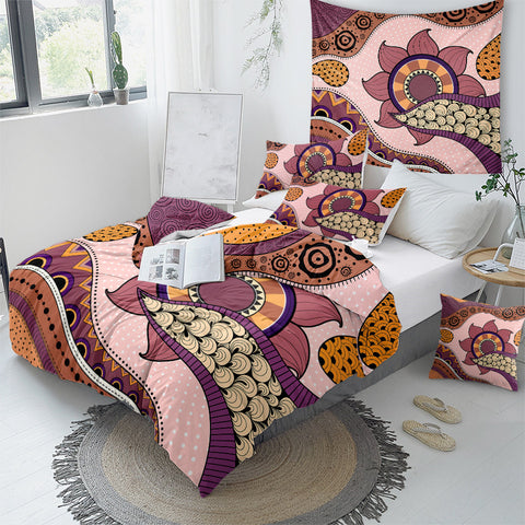 Image of Styled Sun Bedding Set - Beddingify